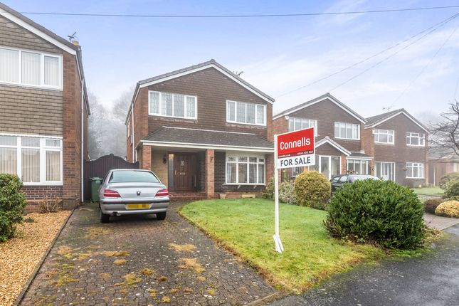 3 bed detached house for sale in Rowan Road, Cannock