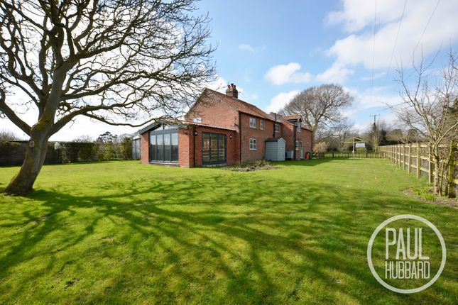 Thumbnail Detached house for sale in The Common, Somerleyton, Suffolk