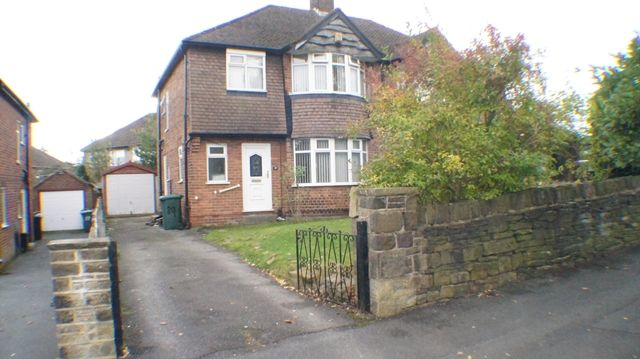 Thumbnail Semi-detached house to rent in Allerton Road West Yorkshire, Bradford BD8, Bradford,