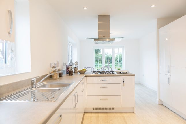Thumbnail End terrace house for sale in The Shipton At Blagdon Gardens, Off The Bristol Road, Langford