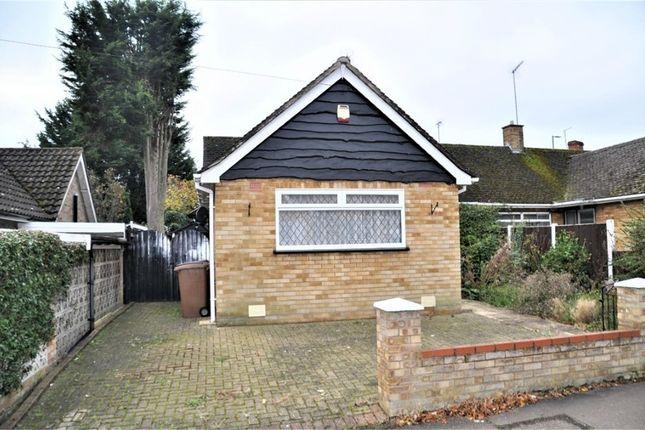 2 bed semi-detached bungalow for sale in 4 Aubrey Close, Chelmsford, Essex CM1