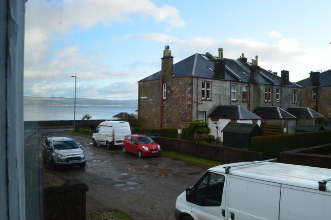 View To Front of Grafton Cottage, Montford Terrace, Rothesay, Isle Of Bute PA20