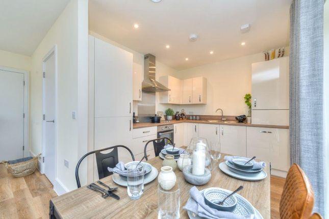 Flat for sale in Fen Street, Brooklands, Milton Keynes