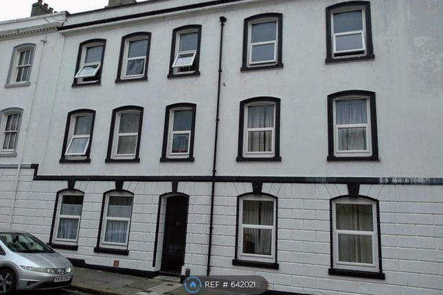 Thumbnail 1 bed flat to rent in Duke Street, Plymouth
