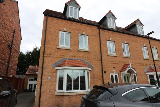Thumbnail Town house to rent in Mallard Chase, Hatfield, Doncaster