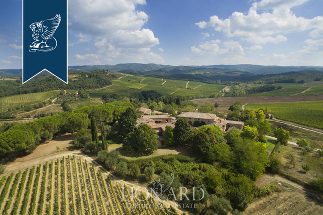 Thumbnail Farm for sale in Poggibonsi, Siena, Toscana