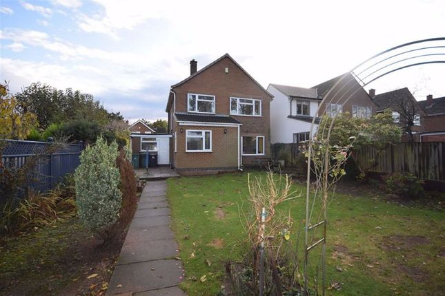 Thumbnail Detached house to rent in Moorfield Road, Holbrook, Belper