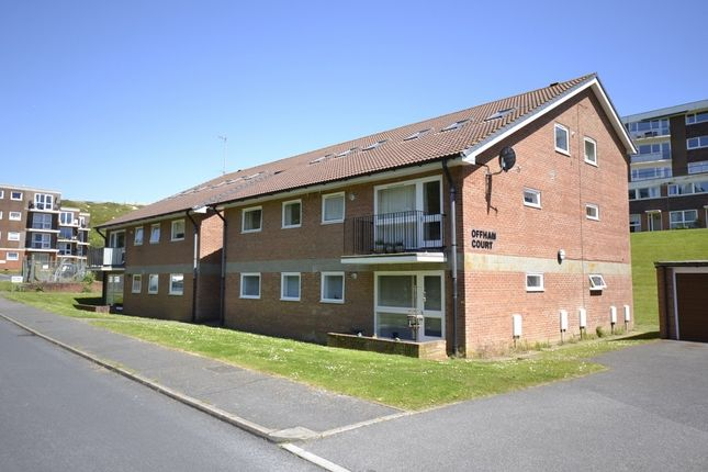 Thumbnail Flat for sale in Offham Court, Surrey Road, Seaford
