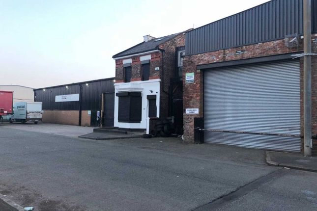 Thumbnail Industrial for sale in St. Johns Road, Bootle