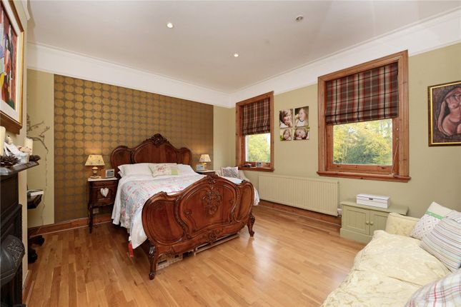 Master Bedroom of Curzon Park South, Chester CH4