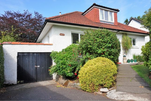 Thumbnail Detached bungalow for sale in Finlaystone Road, Kilmacolm