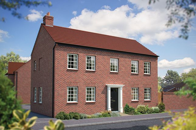 """Thumbnail Detached house for sale in """"The Montpellier"""" at Main Street, Tingewick, Buckingham"""