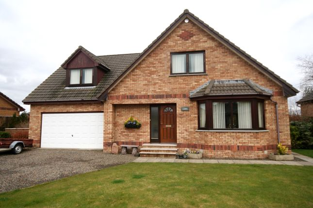 Thumbnail Detached house for sale in 33 School Road, Biggar