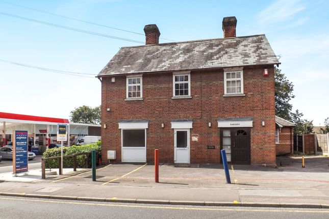 Thumbnail Detached house for sale in Ongar, Essex