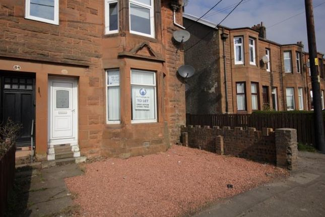 Thumbnail Flat to rent in Overtown Road, Newmains, Wishaw