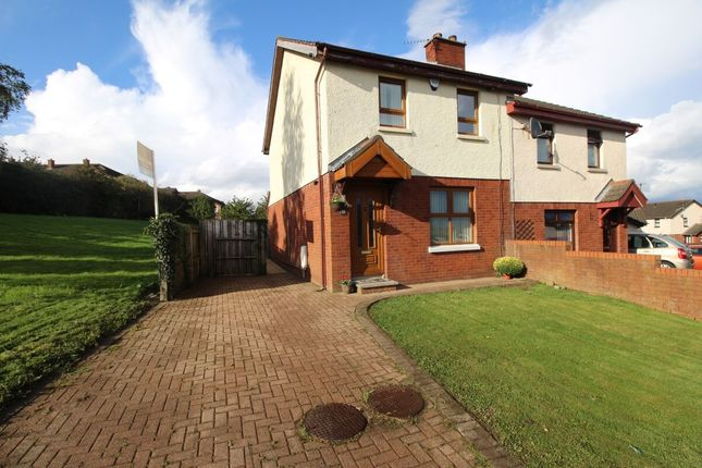 Thumbnail 3 bed semi-detached house for sale in Willowbrook Park, Bangor