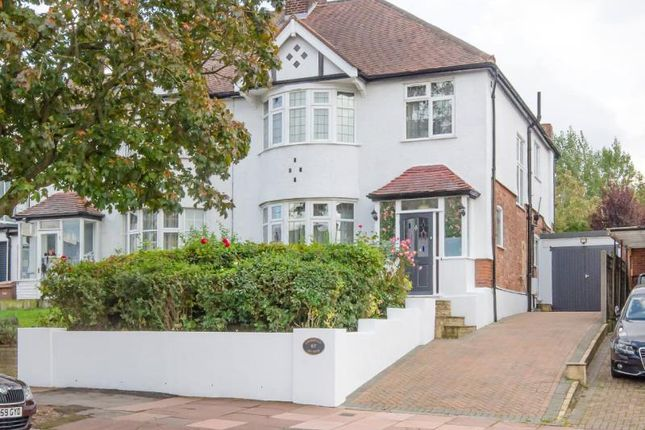 4 bed semi-detached house for sale in Creighton Avenue, London N10