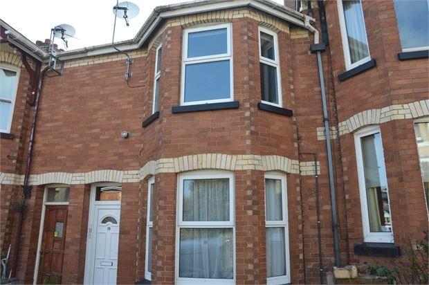 Thumbnail Flat for sale in Chelston Road, Abbotsbury, Newton Abbot, Devon.