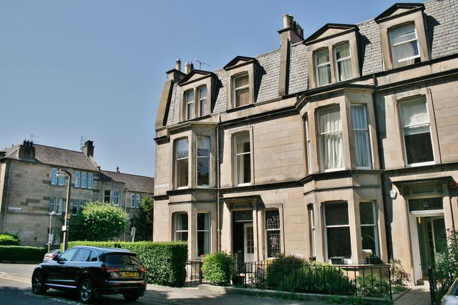 Thumbnail Flat for sale in 19 (1F) Learmonth Gardens, Comely Bank, Edinburgh