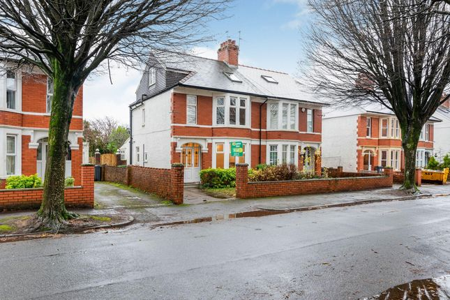 Thumbnail Property to rent in Kyle Crescent, Whitchurch, Cardiff