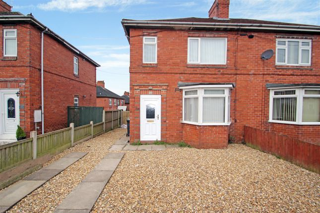 Semi-detached house for sale in Greasley Road, Abbey Hulton, Stoke-On-Trent