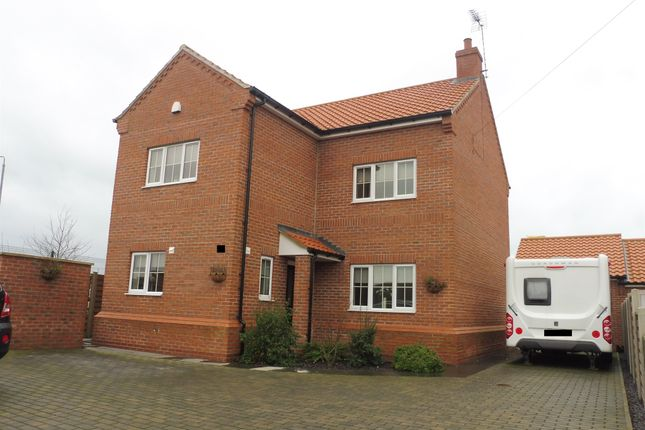Thumbnail Detached house for sale in Marnham Road, Tuxford, Newark