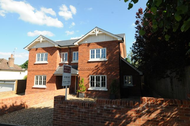 Thumbnail Semi-detached house for sale in St. Marks Road, Henley-On-Thames