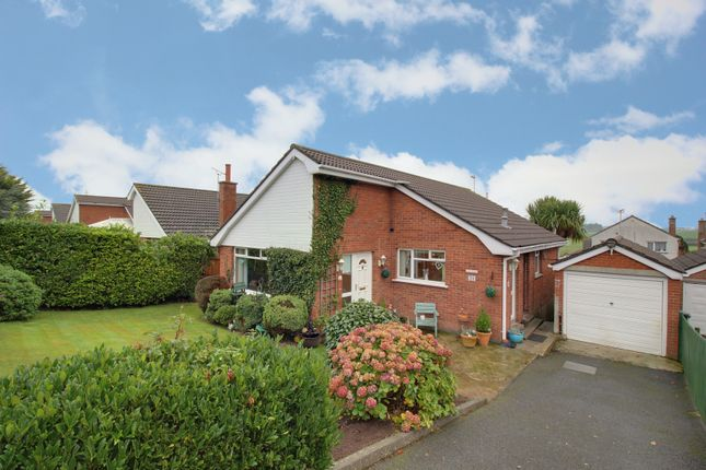 Thumbnail Detached bungalow for sale in Ballymacormick Drive, Bangor
