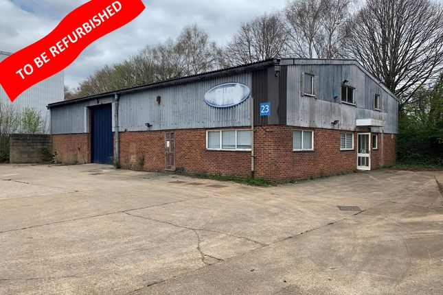 Thumbnail Industrial to let in John Darling Mall, Selborne Drive, Eastleigh