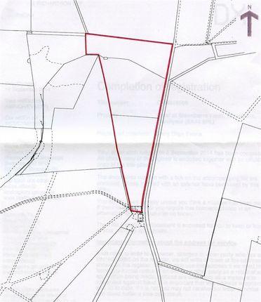 Thumbnail Land for sale in Land Near Pengarnwen, Fronting, Plwmp To Ffostrasol Road, Llandysul