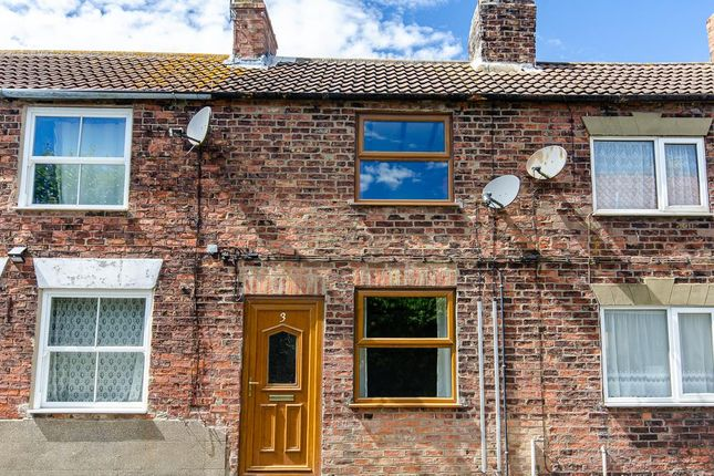 Thumbnail Cottage for sale in Humber Lane, Welwick, Hull