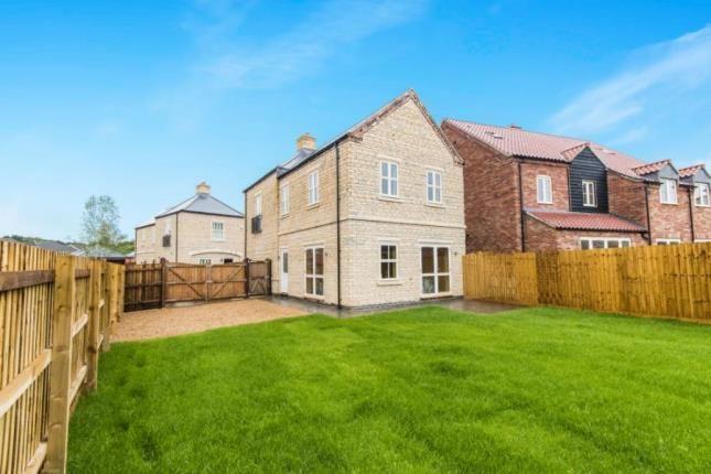 Thumbnail Detached house for sale in St Johns Village, Medland Drive, Bracebridge Heath, Lincoln