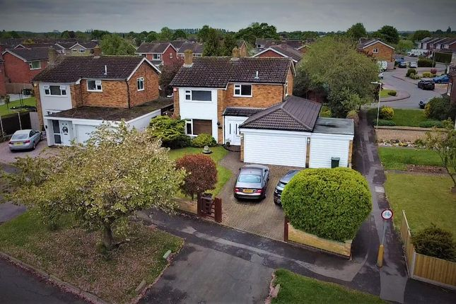 Thumbnail Detached house for sale in Broome Lane, East Goscote, Leicester