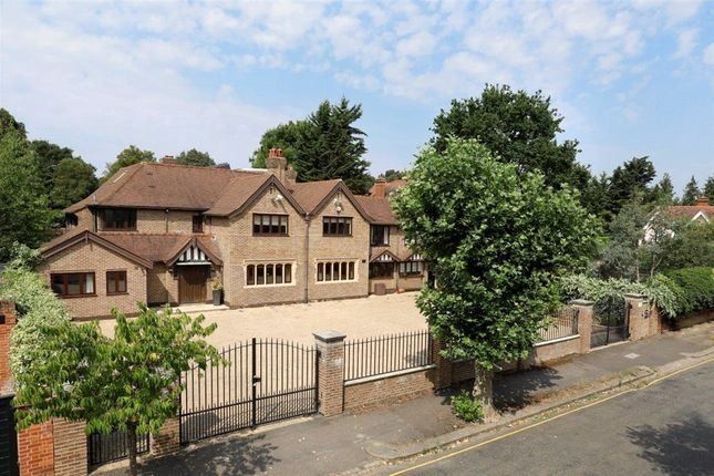 Thumbnail Detached house for sale in Parkside Gardens, Wimbledon