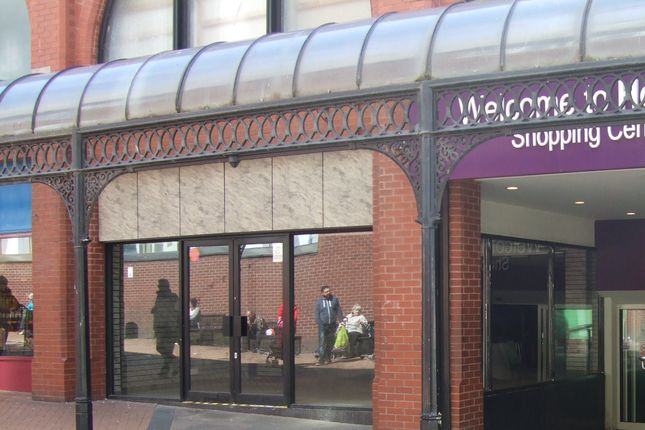 Thumbnail Retail premises to let in 63 Victoria Street, Houndshill Shopping Centre, Blackpool