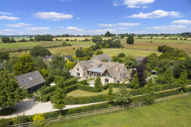 Thumbnail Detached house for sale in Chedworth, Cheltenham