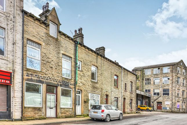 Thumbnail Terraced house to rent in Burnley Road, Todmorden