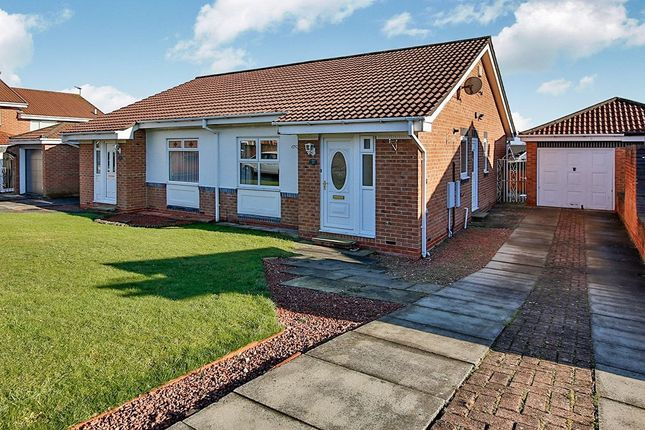Thumbnail Bungalow for sale in Ingram Close, Chester Le Street