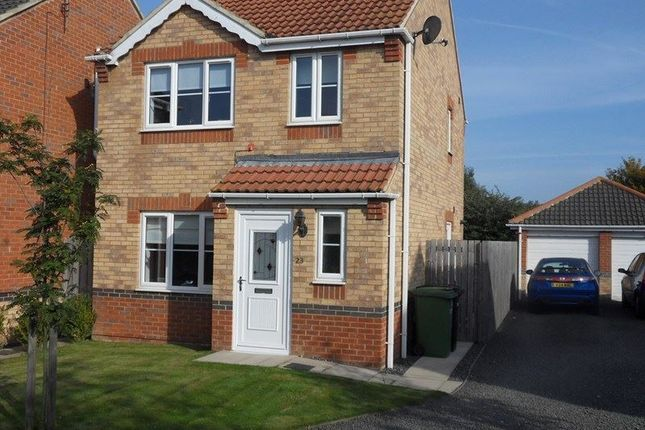 Thumbnail Detached house to rent in Willowbrook Close, Bedlington