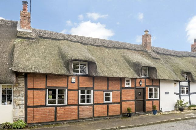 Thumbnail Terraced house for sale in Friday Street, Pebworth, Stratford-Upon-Avon, Worcestershire