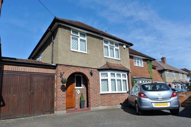 Thumbnail Property for sale in Firfield Road, Addlestone