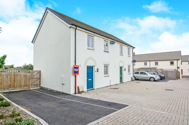 Thumbnail Semi-detached house for sale in Camborne, Cornwall, United Kingdom