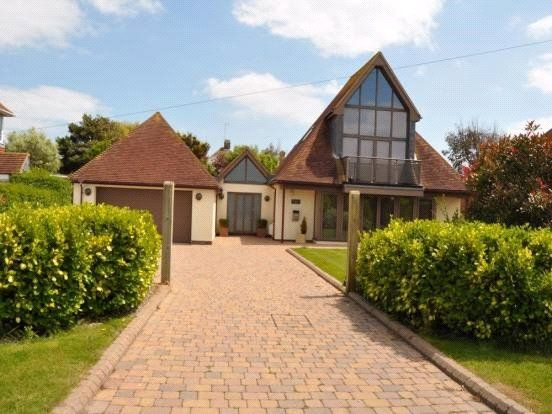 Thumbnail Detached house for sale in Cooden Sea Road, Cooden, Bexhill-On-Sea