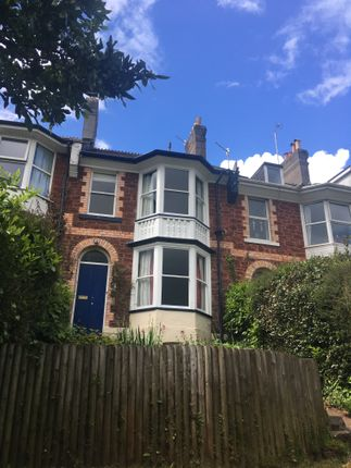 Thumbnail Terraced house to rent in Sherwell Lane, Chelston, Torquay