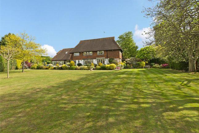 Thumbnail Detached house for sale in Fairmile Lane, Cobham, Surrey