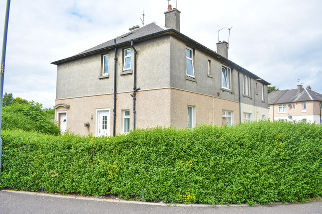 Thumbnail Flat for sale in Argyll Avenue, Falkirk, Stirlingshire
