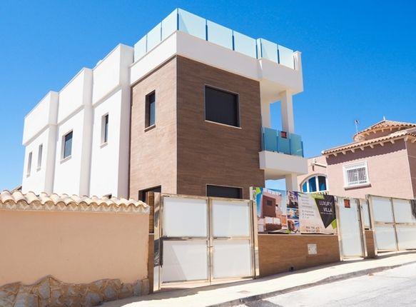 Thumbnail Villa for sale in Spain, Valencia, Alicante, Villamartin