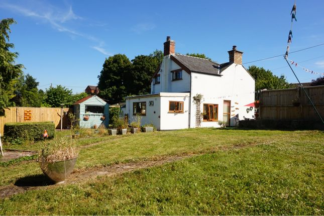 Thumbnail Detached house for sale in Heddwch Lane, Oswestry