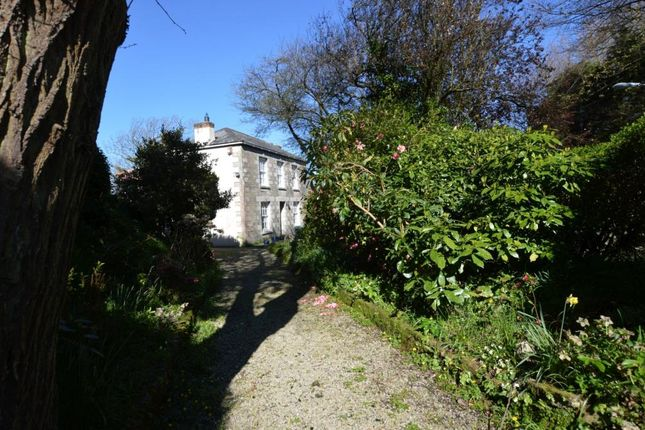 Thumbnail Detached house to rent in The Butts, St Newlyn East, Newquay, Cornwall