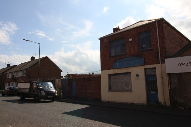 Thumbnail Land for sale in Union Street, Blyth